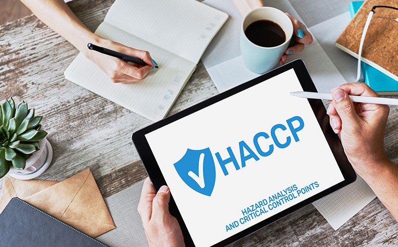 HACCP, VEDCARTA